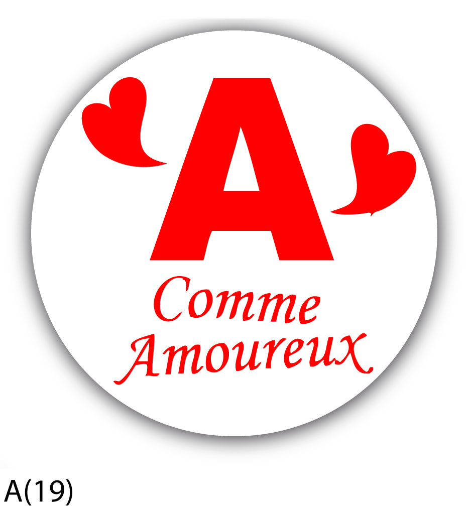 stickers motif humour autocollant jeune conducteur a comme amoureux. Black Bedroom Furniture Sets. Home Design Ideas