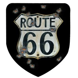route 66 patch a coudre