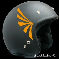 stickers casque moto